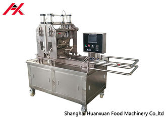 Stainless Steel Small Candy Depositor Machine 10-20 N/Min Depositing Speed