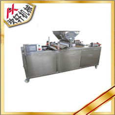 PLC Controlling Cake Making Machine , Industrial Cake Manufacturing Equipment